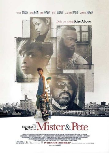 The Inevitable Defeat of Mister and Pete (2013) 11 x 17 Movie Poster, Style A