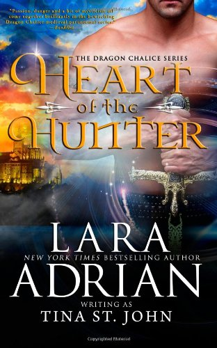Book: Heart of the Hunter - Dragon Chalice Series (Volume 1) by Lara Adrian