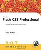 Adobe Flash CS3 Professional Hands-On Training (Lynda Weinman's Hands-On Training)