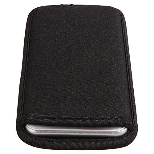 Cell Phone Skin Cover - Universal Neoprene Shock Absorbing Sleeve Case Skin Cover Pouch for Motorola Moto G6/G6 Plus/G6 Play/E5/E5 Plus/Sony Xerpia XZ2/Asus ZenFone Max Pro/HTC U12/Desire 12