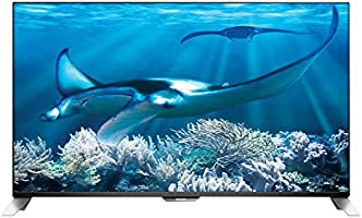 "Philips 55PFL7900/F8 Televisión Ultra Slim 4K, Serie 7000 Ultra HD 55"", Smart TV, plata"