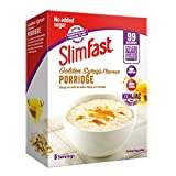 Slimfast Golden Syrup Porridge