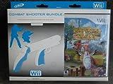 CHICKEN SHOOT Combat Shooter Bundle for Nintendo Wii