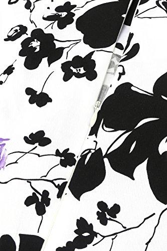 Big Femmes Sexy Taille Haut Floral Fleur Imprim Swing 3 Dress Styles Cocktail Nouveau Hepburn de Soire Annes ZEARO 50s Vingtage Robe 4aw8gqnxB