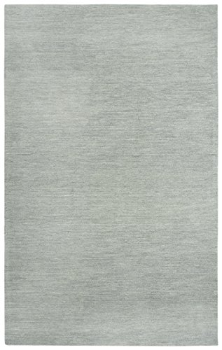 Rug Avenue Fifth - Rizzy Home FTHFA150B00330912 Fifth Avenue Hand-Tufted Area Rug 9' x 12' Grey