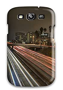 New Style Tpu S3 Protective Case Cover/ Galaxy Case - Locations Los Angeles