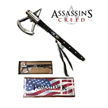 17.5 Assassin's Tomahawk Axe - Native American Cosplay - Honor the Creed