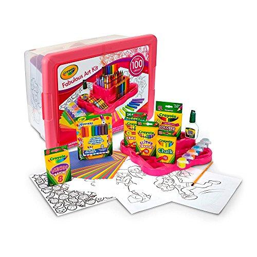 Crayola Fabulous Art Kit