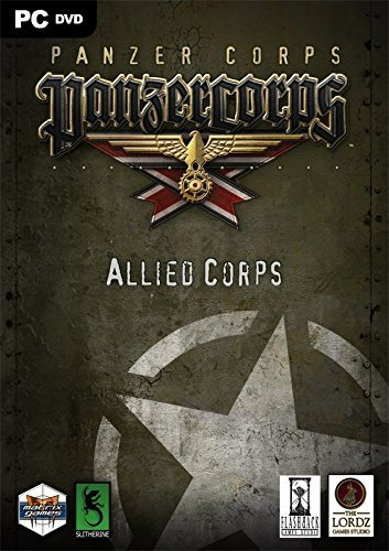 Panzer Corps: Allied Corps (Panzer General Game Pc)