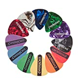 ChromaCast CC-SAMPLE Sampler Guitar Picks (12 count): more info