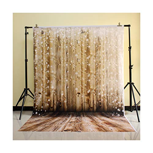 FiVan Backdrop for Pictures Waterproof Washable Cotton Polyester Photography Background for Prom Party Photobooth Decoration Christmas Props FT-2661 -