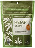 Navitas Organics Hemp Seeds Shelled, 8-Ounce