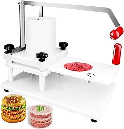 Ø Patty Maker Press for Hamburger Burger Patty Meat 130 mm gastlando