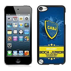 Special Custom iPod Touch 5 Case Boca Junior 2 Black Personalized Picture iPod Touch 5 Phone Case