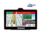 GPS Navigation for Car, Rcskag 7 inch 8GB-256MB GPS Navigation System, Spoken Turn