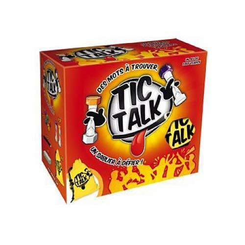 Asmodee - TITA01FR - Apprendre à lire et à écrire - Tic Talk ASMODEE GAMES