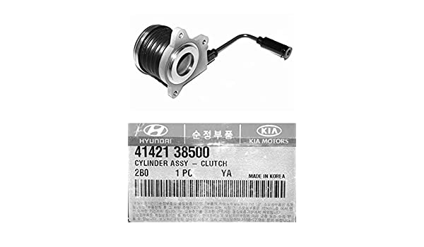 Recambio original de HYUNDAI. Collarin Embrague (2.2Cc). Nº Referencia original: 4142138500: Amazon.es: Coche y moto