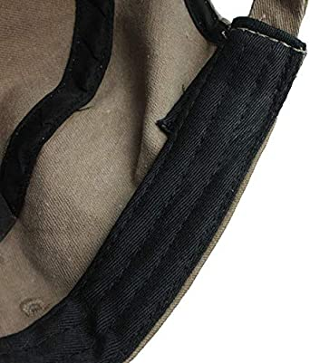 Adjustable Flat Top Cap Solid Brim Army Cadet Style Military Hat Casual Cotton Soldier Denim Hat Flat Cap Cadet Caps