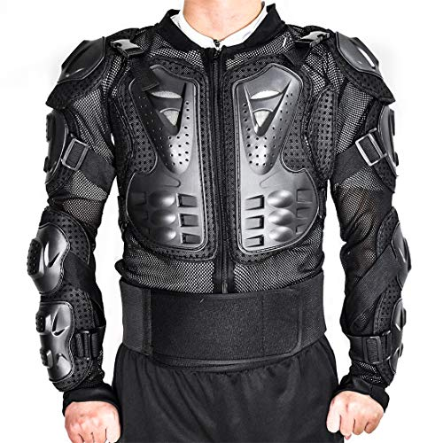Wolfbike Sport Jacket Motorcycle Racing Body Protective Armor, Jacket, Size L