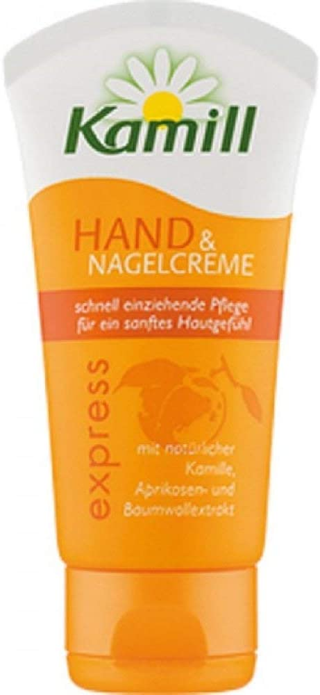 Kamill Hand & Nail Cream 75ml tube express | Creams