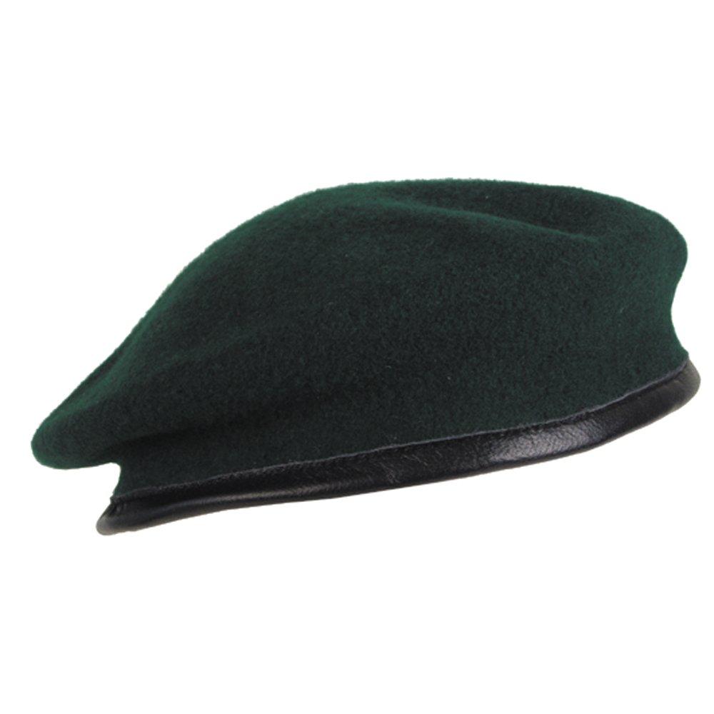 Misura della Coppola Verde del Comando 58
