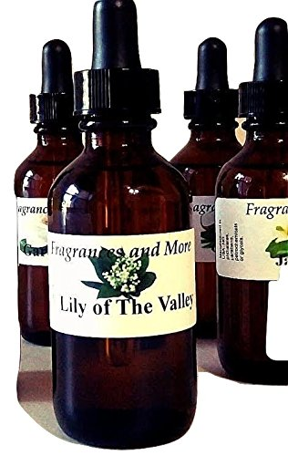 Lily of the Valley Fragrance Oil 2 ounces