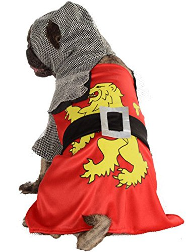 Rubie's Pet Costume, Small, Knight Sir