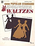 img - for Easy Popular Standard Waltzes for Piano book / textbook / text book