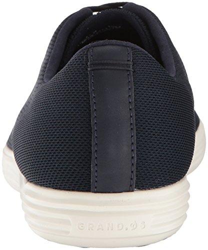 Cole Haan Heren Grand Crosscourt Breien Sneaker Marine Gebreide
