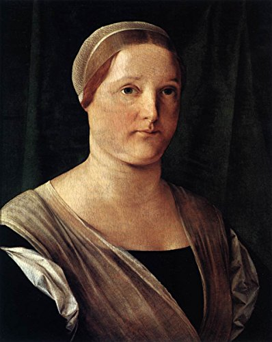 Portrait of a Lady by Lorenzo Lotto - 20