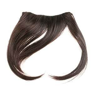 Pelo Sintetico Extensión Castaño Oscuro(Hair Wig)