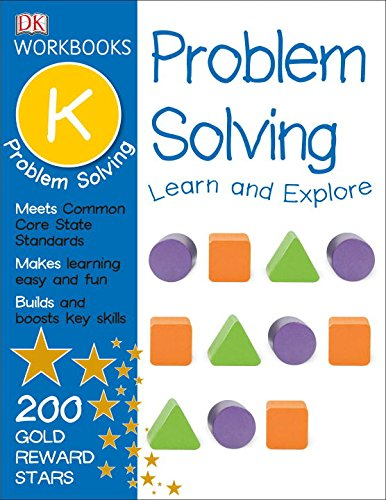 DK Workbooks: Problem Solving, Kindergarten