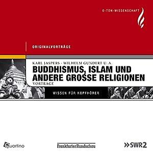 Buddhismus, Islam und andere grosse Religionen Audiobook