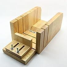 iBuy365 Multi-function adjustable Wood Soap Mold Loaf Cutter and Beveler Planer Set
