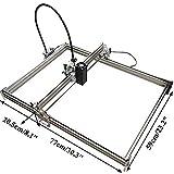 Laseraxe Desktop Laser Engraving Machine Marking Printer Engraver 50x65CM 15W