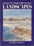 How to Paint and Draw Landscape, Outlet Book Company Staff, 0517344319