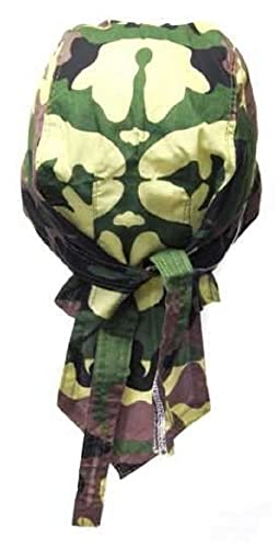 Doktor Hardstuff - Gorra de béisbol - para mujer multicolor camuflaje talla única