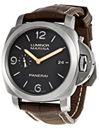 Panerai Luminor Titanium Mens Watch 00351