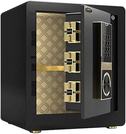 Y-BXX Caja Fuerte camufladas Armario, contraseña de Huellas Dactilares Cajas de Pared antirrobo de Oficina con Mango Invisible Divisor extraíble Cajas Fuertes de Seguridad: Amazon.es: Hogar