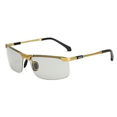 708a0afdf7b Amazon.com  Sproud Men s Sunglasses Polarized Sunglasses Men s Sunglasses  Stylish Riding Glasses A  Shoes