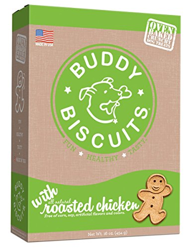 Buddy Biscuits Dog Treats Chicken(pack of 6)