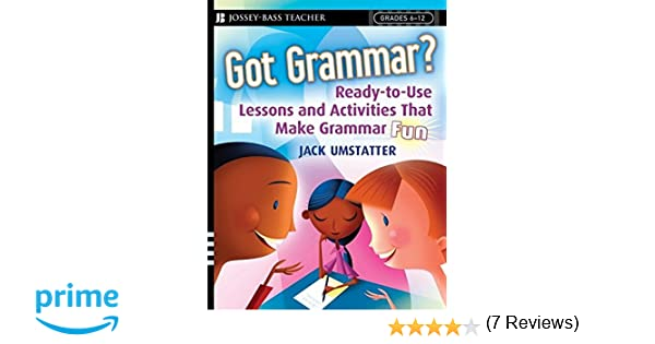 Workbook diagramming worksheets : Amazon.com: Got Grammar? Ready-to-Use Lessons and Activities That ...