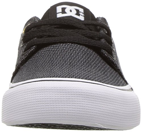 Dc Noir Pour gris Mode Baskets blanc Garçon vwnZpq4vr