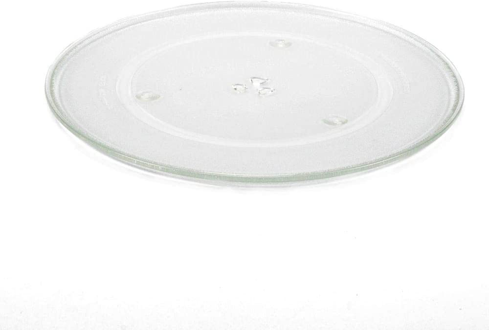 """13 1//2/"""" Microwave Glass Turntable Plate Tray for Panasonic F06014T00AP NNT664SF"""