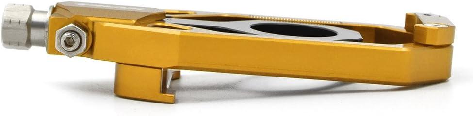 Ajusteur de cha/îne pour Yamaha TMAX Kit de tendeur de cha/îne de moto BJ Global