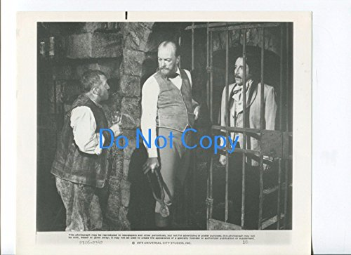 Norman Rossington Peter Sellers The Three-time loser of Zenda Original Movie Press Photo