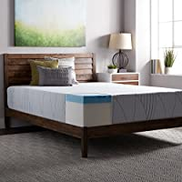 Luxury Gel Memory Foam 14-inch Queen-size Medium Firm Mattress