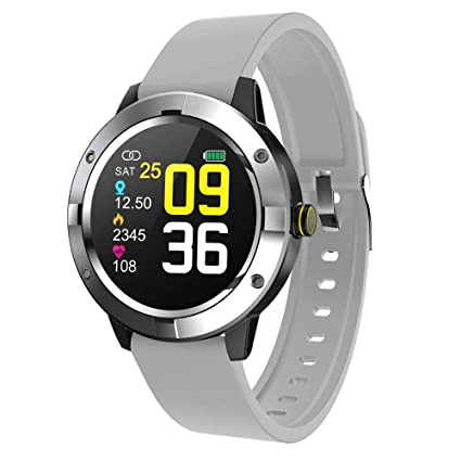 Amazon.com: Goglor Smart Watch for Android iOS Phone IP67 ...
