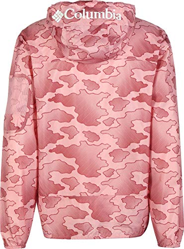 1714291 rosewater Challenger Hombre Columbia Camo Cortavientos Impermeable Rosa Poliéster FAwd0nx