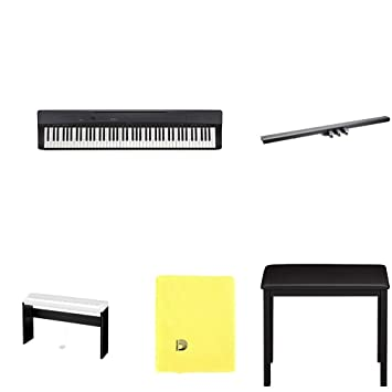 Casio Privia Full Size Digital Piano With Keyboard Pedals,Piano Bench,Polish  Cloth And